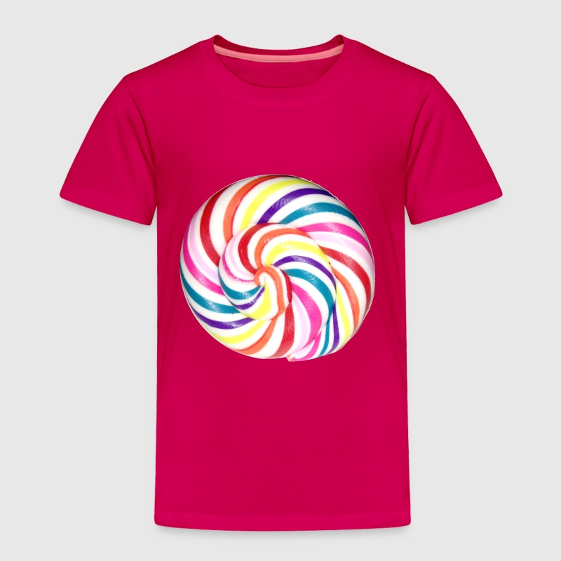 Lollipop Candy - Toddler Premium T-Shirt