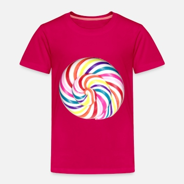 Lollipop Kids Lollipop Candy - Toddler Premium T-Shirt
