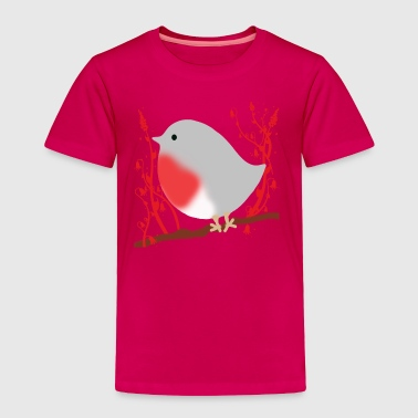 robin - Toddler Premium T-Shirt
