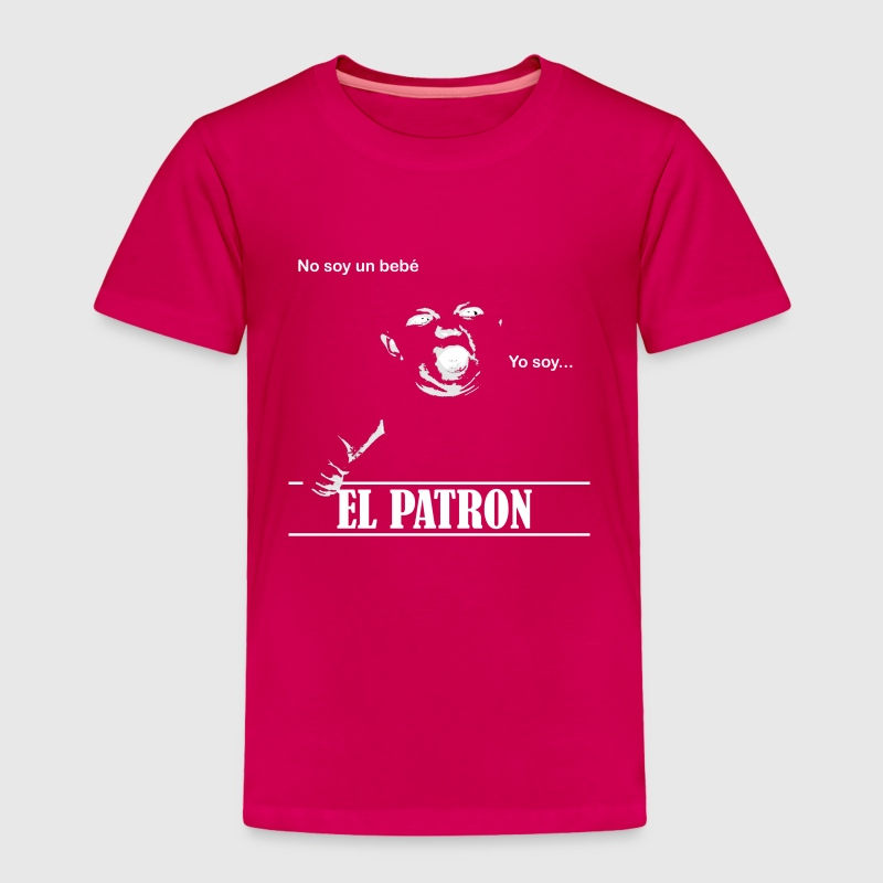 El Patron - Toddler Premium T-Shirt