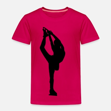 Ice Figure Skating - Toddler Premium T-Shirt