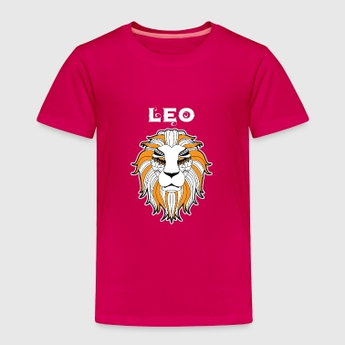 Zodiac Signs - Leo - Toddler Premium T-Shirt
