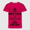 ....i am going to be a Big Sister - Toddler Premium T-Shirt