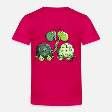 Turtle Cute Turtles - Turtle - Toddler Premium T-Shirt