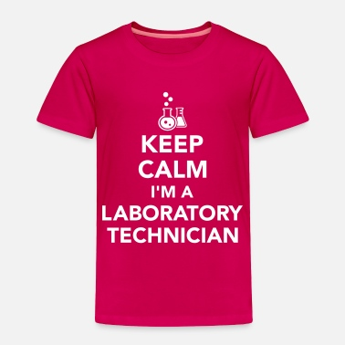 Technician Laboratory technician - Toddler Premium T-Shirt