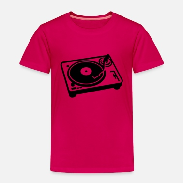 Turntable Turntable - Toddler Premium T-Shirt