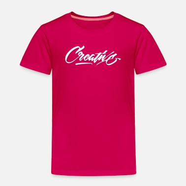 Creativity Creative - Toddler Premium T-Shirt