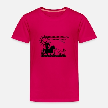 Happy Birthday Icelandic Horse: Pony Merch - Toddler Premium T-Shirt