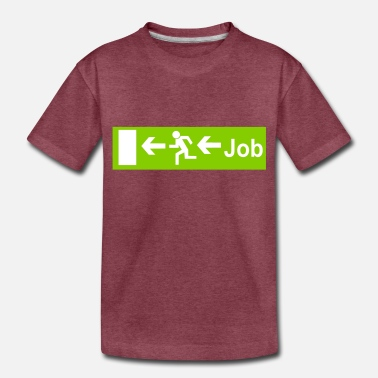 Job job - Toddler Premium T-Shirt
