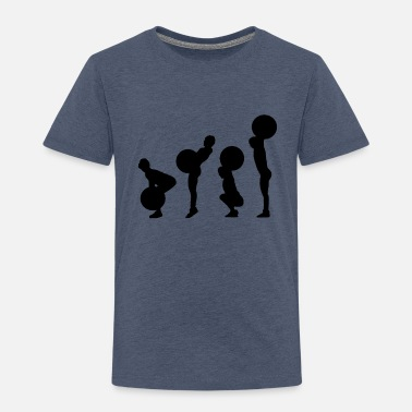 Snatch snatch - Toddler Premium T-Shirt