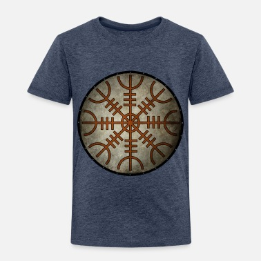 Amulet Helm of Awe - Toddler Premium T-Shirt