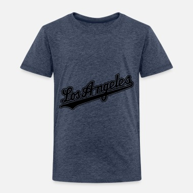 Renner Black Los Angeles - Toddler Premium T-Shirt