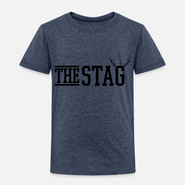 Farewell Party the_stag_f1 - Toddler Premium T-Shirt