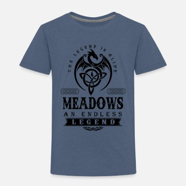 Meadow MEADOWS - Toddler Premium T-Shirt