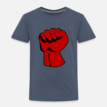 Fist fist - Toddler Premium T-Shirt