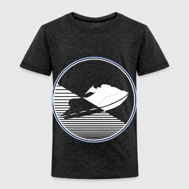 Water Sports Jetski - Toddler Premium T-Shirt