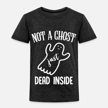 Ghost Not A Ghost - Toddler Premium T-Shirt