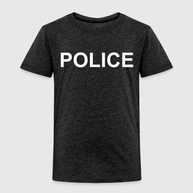 POLICE - Toddler Premium T-Shirt