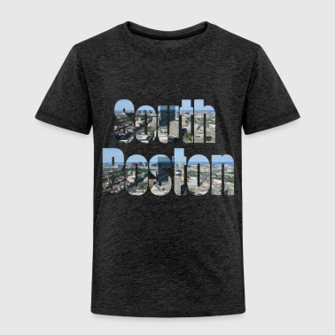 Usa Tourist South Boston Massachusetts, USA Country, City Neighborhood Tourist Gifts - Toddler Premium T-Shirt