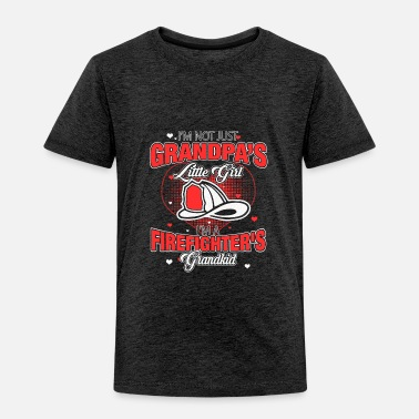 Fighter FIRE FIGHTER SHIRT - Toddler Premium T-Shirt