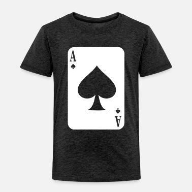 Ace Of Spades Ace Of Spades - Toddler Premium T-Shirt