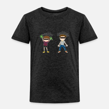 Wealthy wealthy destitute - Toddler Premium T-Shirt