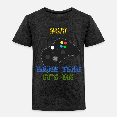 Controller game time - Toddler Premium T-Shirt