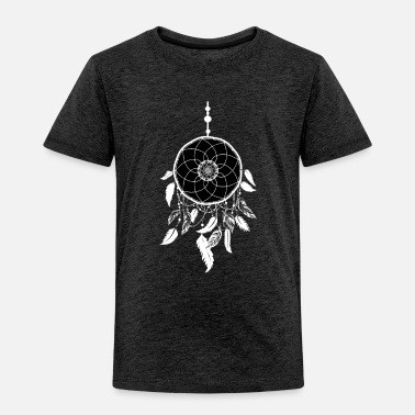 Amulet DreamCatcher Amulet For Good Luck - Toddler Premium T-Shirt