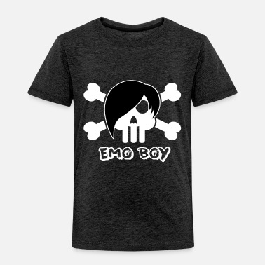 Emo Emo Boy - Toddler Premium T-Shirt