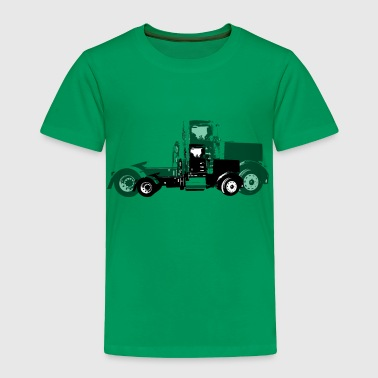 Tractor Tractor Pulling Farm LoverTractor Pulling Farm Lov - Toddler Premium T-Shirt