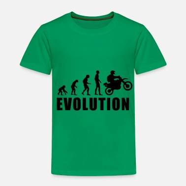 Motocross EVOLUTION MOTOCROSS - Toddler Premium T-Shirt