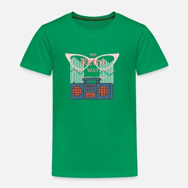 Retro Retro! - Toddler Premium T-Shirt