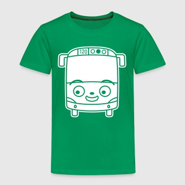 Tayo Baby Bus - Toddler Premium T-Shirt