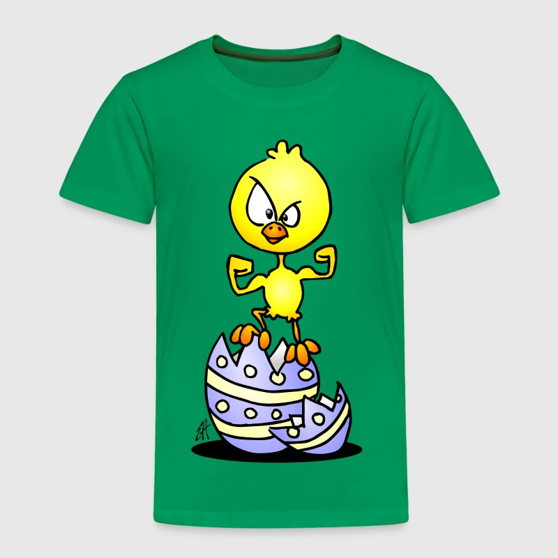 Easter Chick - Toddler Premium T-Shirt