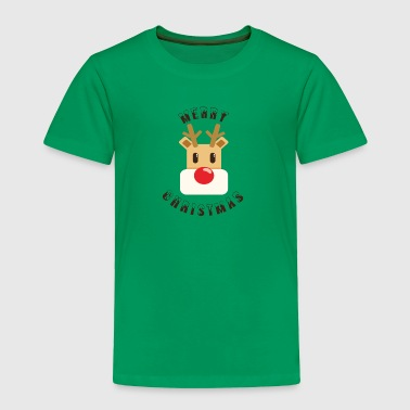 Rudolf red-nosed reindeer - Toddler Premium T-Shirt