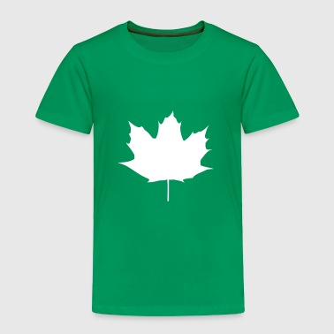 Maple Leaf - Toddler Premium T-Shirt
