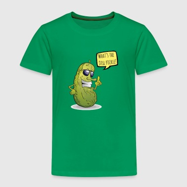 Dill Pickle - Toddler Premium T-Shirt
