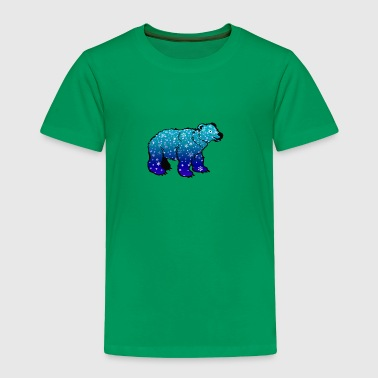 polar bear eisbaer nordpol north pole alaska5 - Toddler Premium T-Shirt