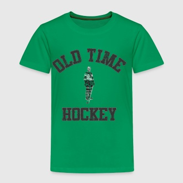 Classic Vintage Old Time Hockey - Toddler Premium T-Shirt