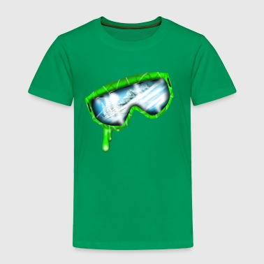 goggles - Toddler Premium T-Shirt