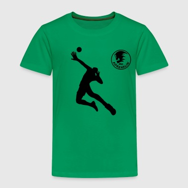 volleyball - Toddler Premium T-Shirt