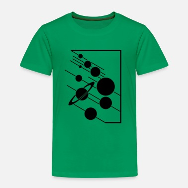 Planet planets - Toddler Premium T-Shirt
