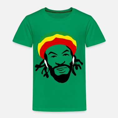 Rasta Future Rasta - Toddler Premium T-Shirt
