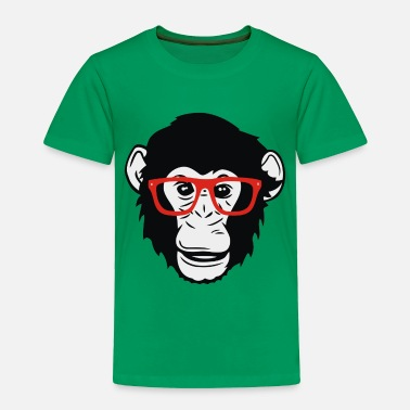 Style swag monkey - Toddler Premium T-Shirt