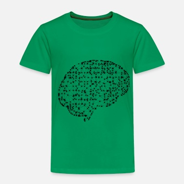 Brain Brain - Toddler Premium T-Shirt