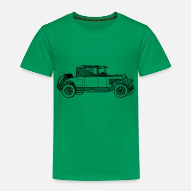 Vintage Vintage Car - Toddler Premium T-Shirt
