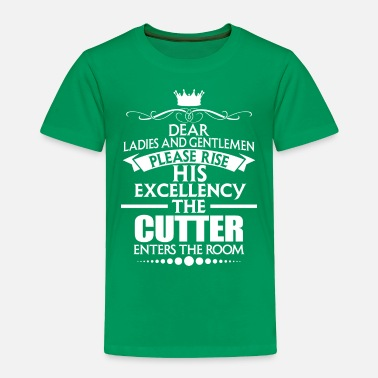 Cutter CUTTER - EXCELLENCY - Toddler Premium T-Shirt
