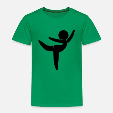 Ballet Dancer Ballet Dancer - Toddler Premium T-Shirt