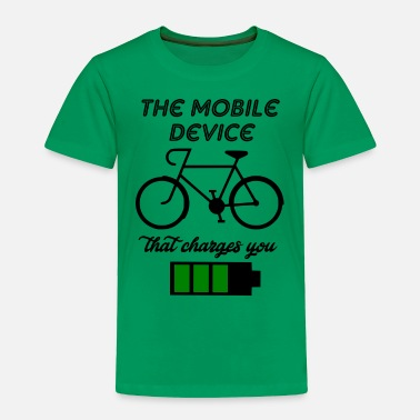 Mobile the mobile device - Toddler Premium T-Shirt