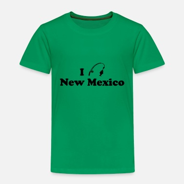 New Mexico new mexico fishing - Toddler Premium T-Shirt